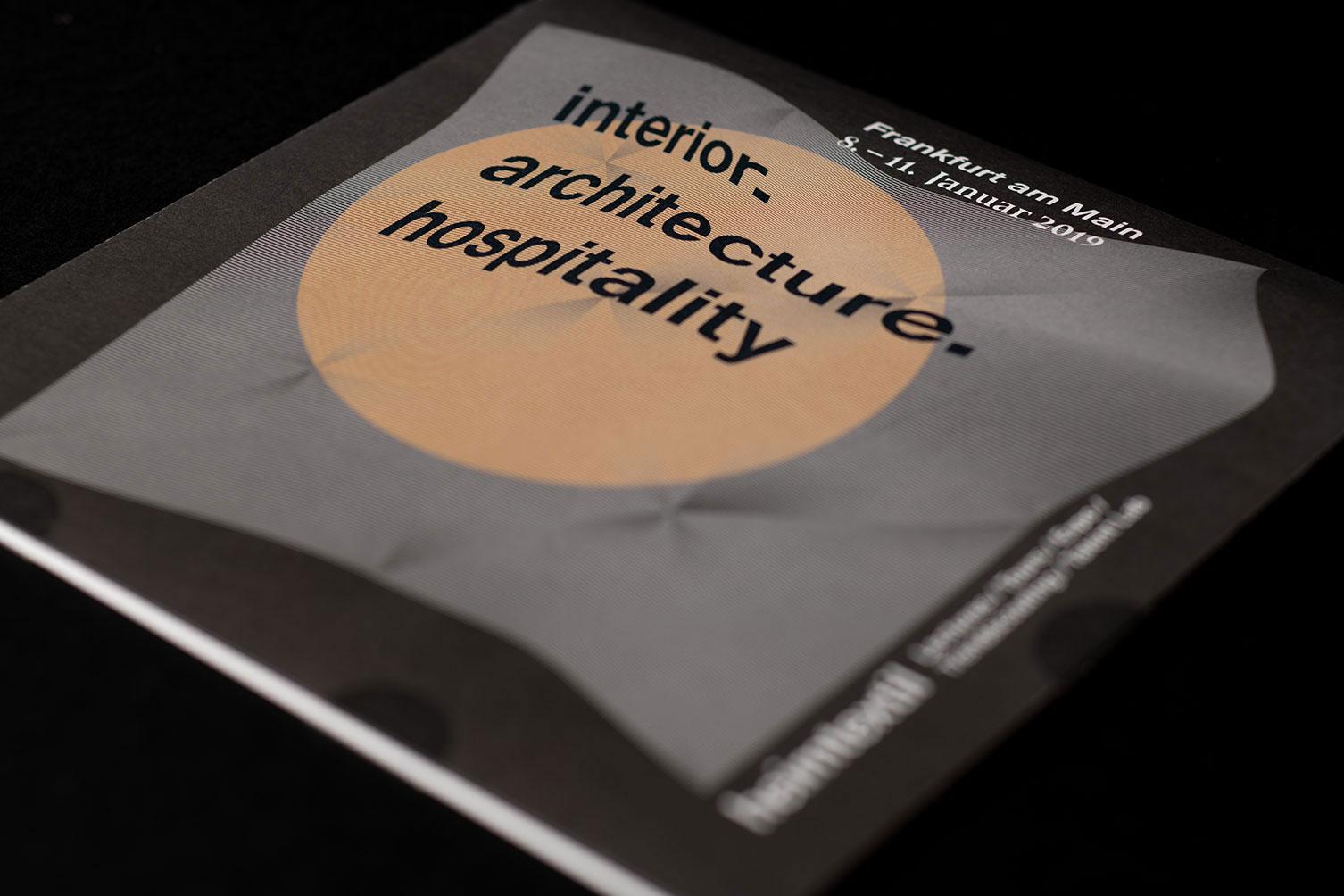heimtextil, Flyer, AIT, Messe, Frankfurt