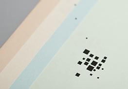 Briefpapier, Städteplanung, Logo, Signet
