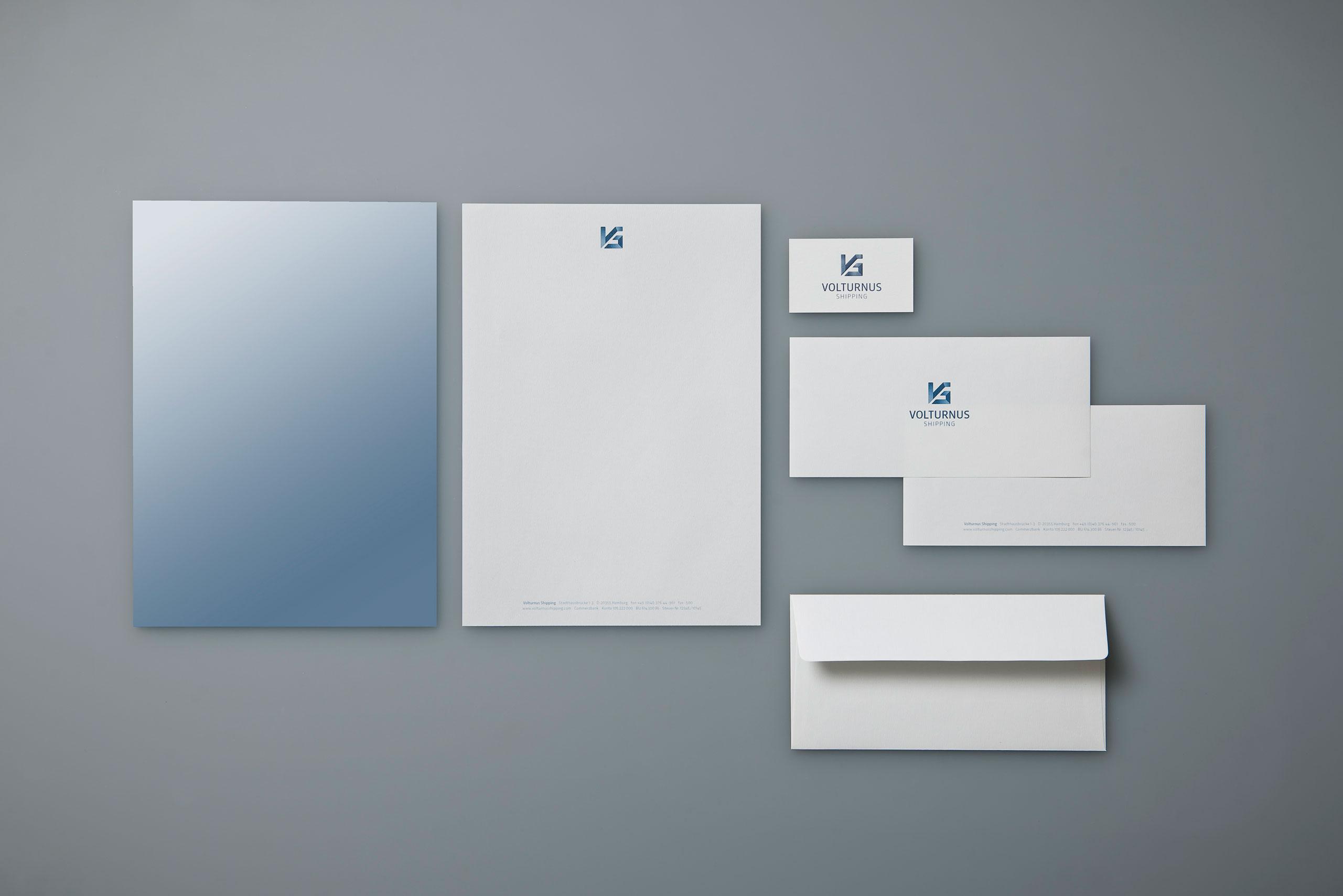 Corporate Design, Schiff