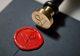 Signet, Logo, Rechtsanwaltskanzlei, Stuttgart, Siegel, Corporate Design
