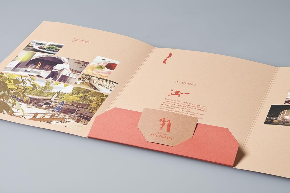 Mappe, Restaurant, Illustration