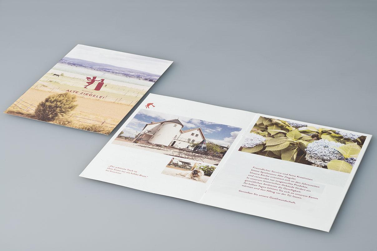 Flyer, Restaurant, Illustration