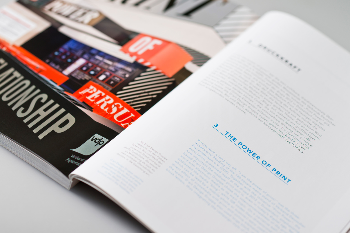 Messedesign, Editorial Design, Buch