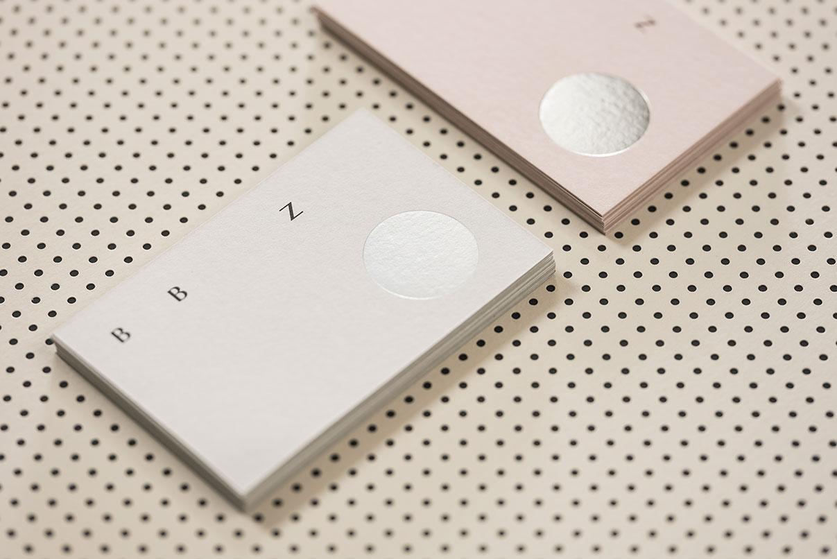 Zahnarzt, Stuttgart, Corporate Design, Visitenkarten, Spiegel, Béla Barner