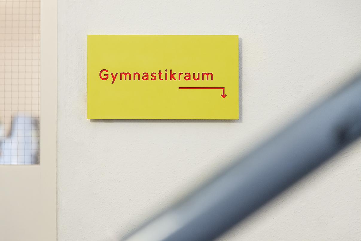 Schild, Beschilderung, Corperate Design, Neon, Signaletik