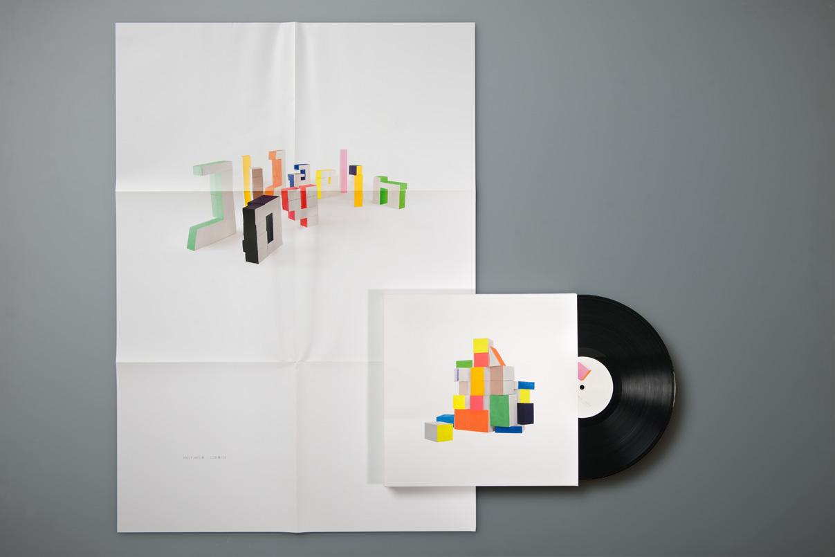 Plattencover, Plakat, Design