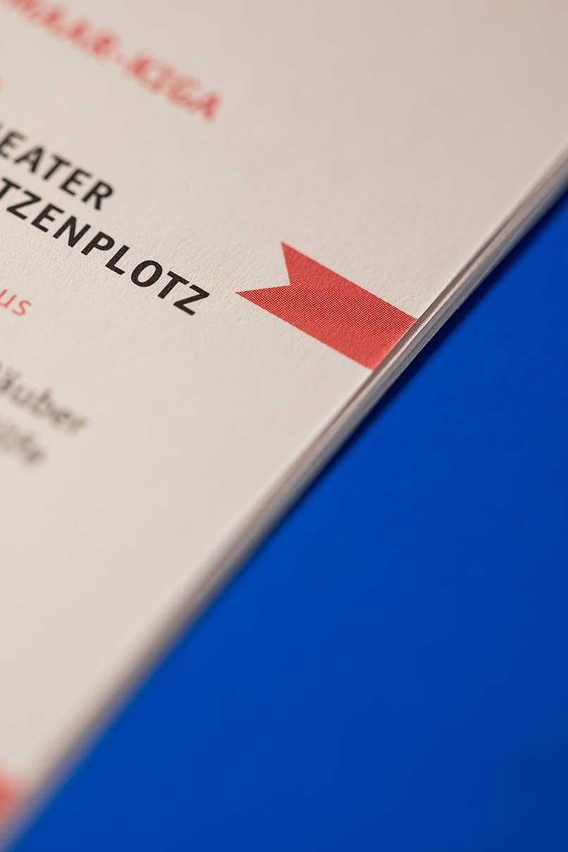 Kultur in LE, Lesezeit in LE, Leinfelden Echterdingen, Broschüre, Heft, Kulturamt, Editorial Design, neues Erscheinungsbild