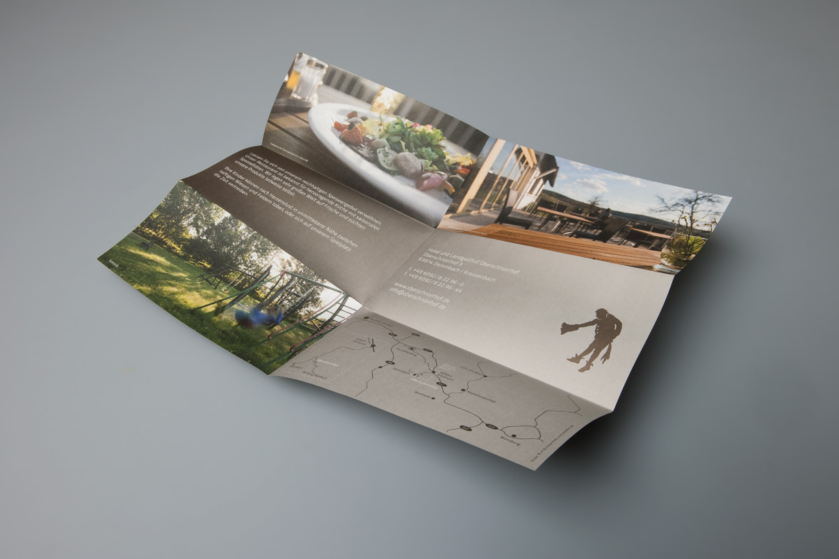 Flyer, Restaurant, Corporate Design