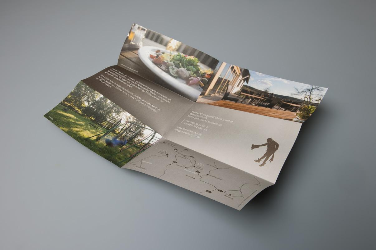 Flyer, Restaurant, Corporate Design