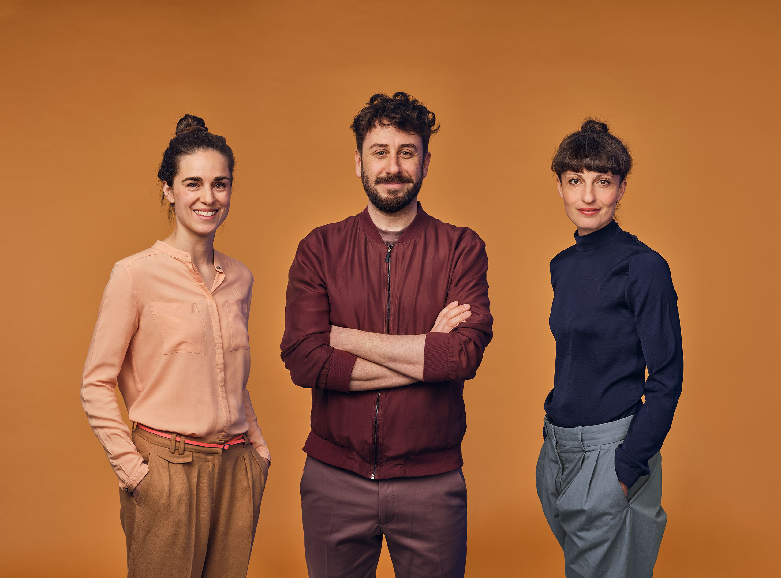Jule Schäfer, Nils Krämer, Franziska Strantz, We & Me Design Studio, Stuttgart