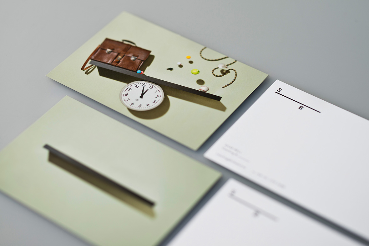 Bildwelt, Coach, Corporate Design, Flyer, Postkarte, Balance Arbeit Freizeit
