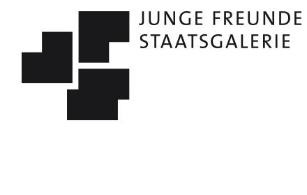 Logo, junge Freuend Staatsgalerie Stuttgart