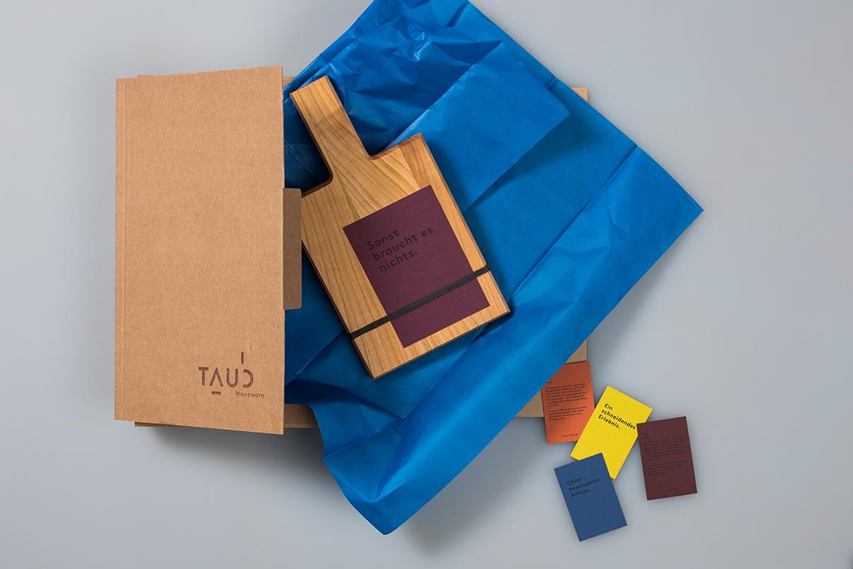 Produktdesign, minimalistisch, simpel, Corporate Design, Produktinfo, Schneidebrett