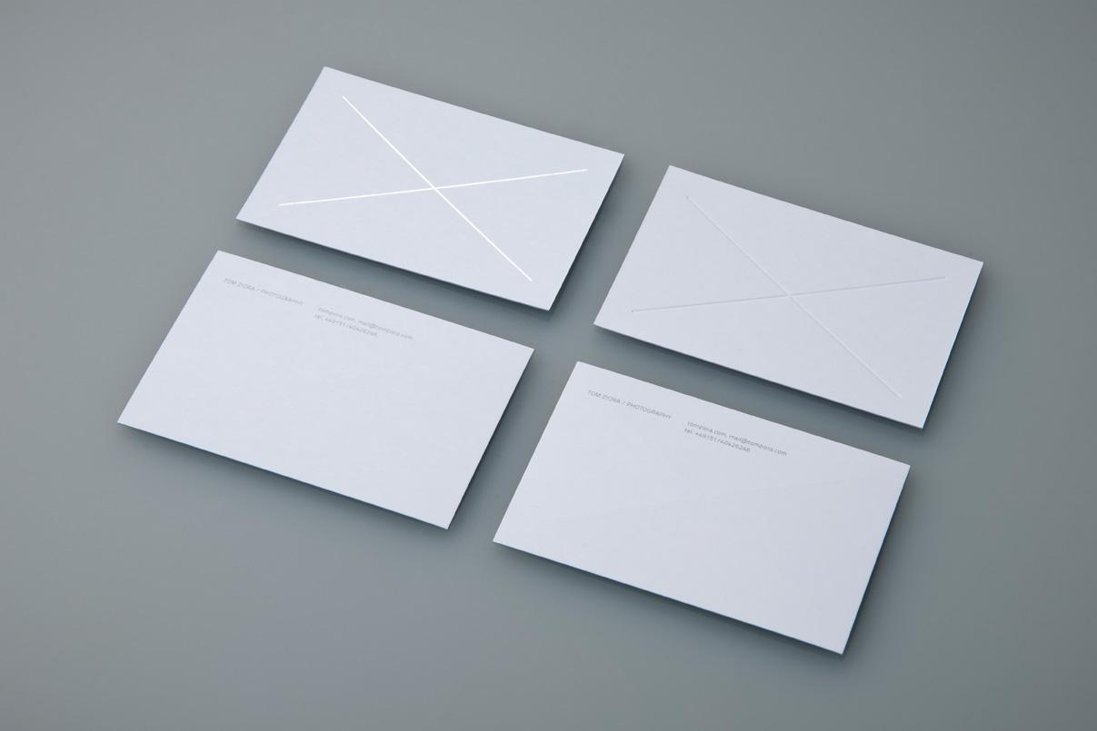 Visitenkarte, Fotograf, Corporate Design