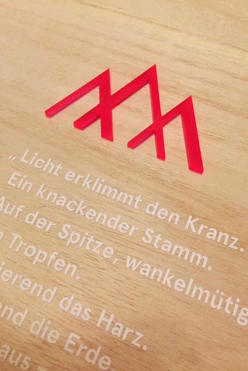 Karwendel, Wettbewerb, gewonnen, Detail
