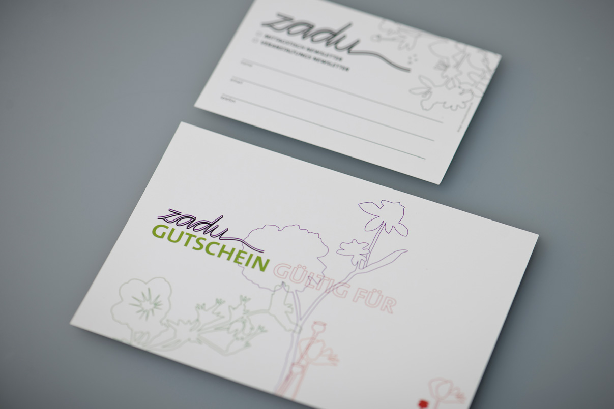 Flyer, Restaurant, Stuttgart, Corporate Design